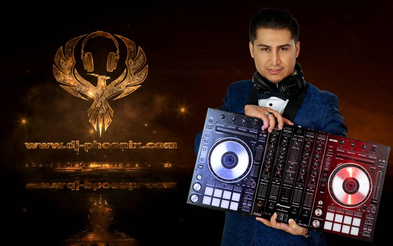 Persian DJ service toronto DJ phoenix